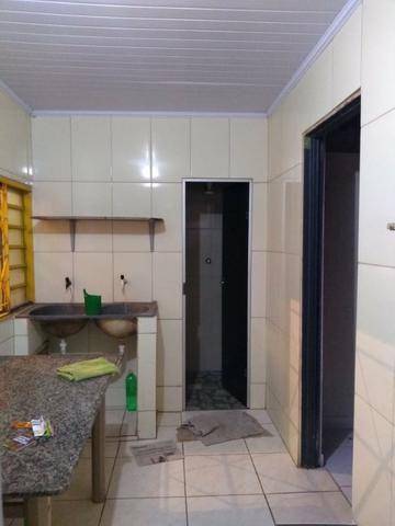 Samir Veras vende linda casa na laje na 208 de Santa Maria só 178 mil - Foto 4