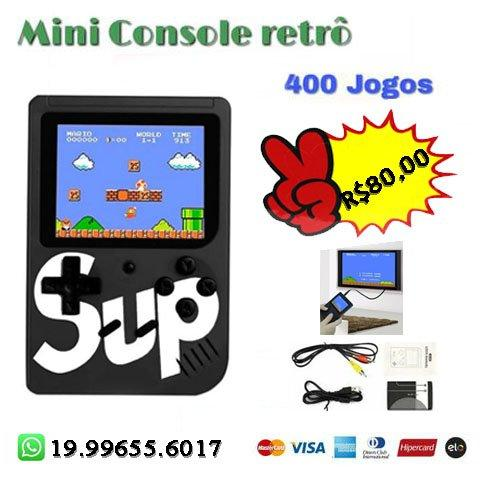 Mini game retrô