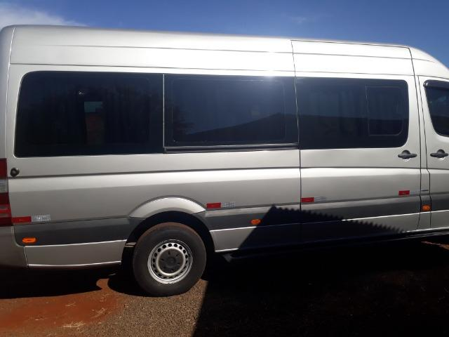 Van sprinter 415 alongada - Foto 2