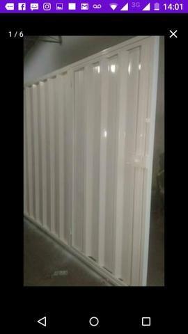Promoção de portão galvanizado aparti 500 - Foto 3