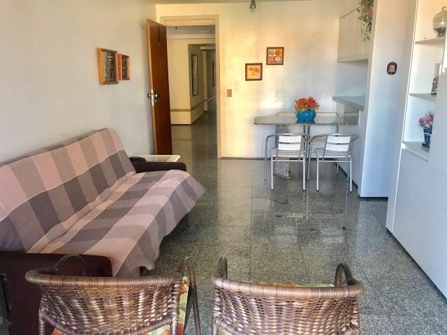 (ELI47936) Flat na Beira Mar, 48m², 1 Suíte, Todo Mobiliado - Foto 4