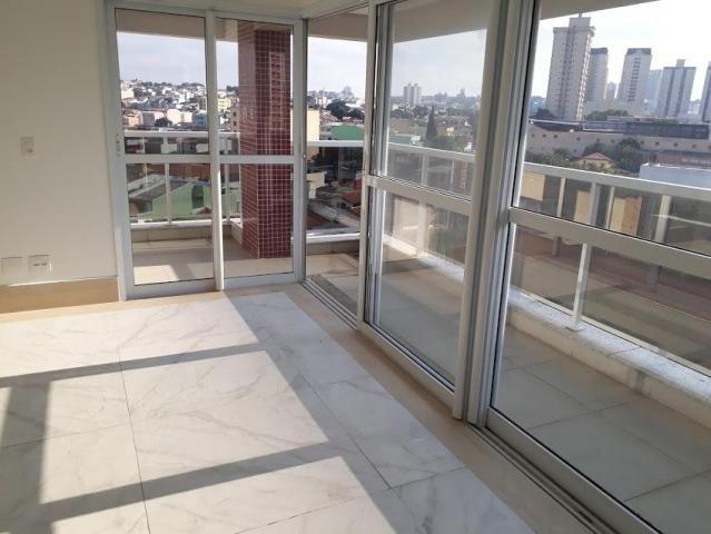 Apartamento à venda, 130 m² por r$ 850.000,00 - vila pires - santo andré/sp