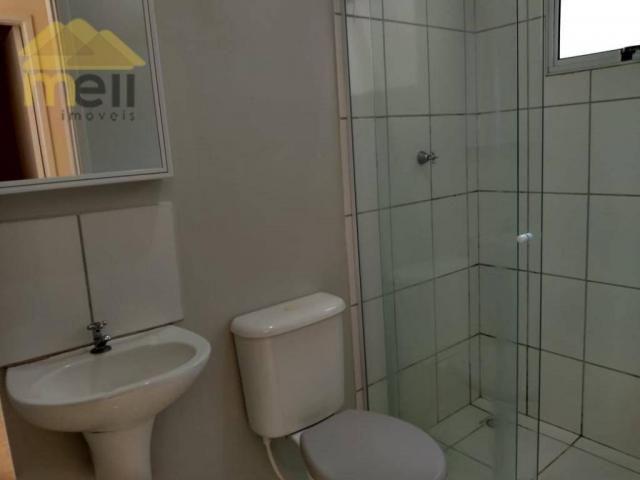 Casa com 2 dormitórios à venda, 45 m² por R$ 180.000,00 - Condomínio Vale do Ribeira - Pre - Foto 4