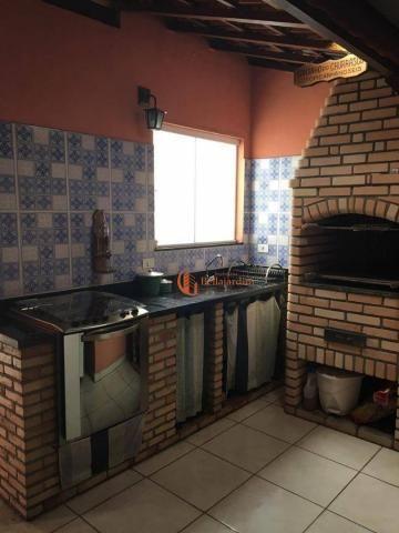 Cobertura com 3 dormitórios para alugar, 71 m² por r$ 2.200/mês - vila humaitá - santo and - Foto 5