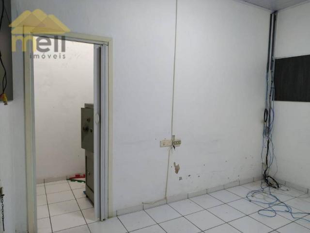 Salão para alugar, 122 m² por R$ 900,00/mês - Vila Marcondes - Presidente Prudente/SP - Foto 9