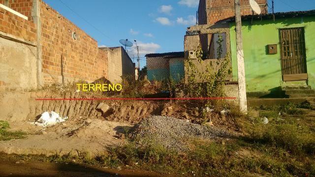 Terreno Lot. Mario Bezerra 8x12