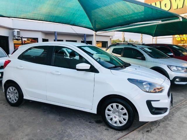 Ford Novo Ka Se 1.0 2019, revisado ford , garantia !!!!!! - Foto 19
