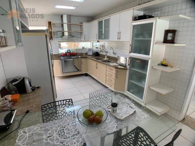 Casa com 3 dormitórios para alugar, 450 m² por R$ 8.000/mês - Candelária - Natal/RN - Foto 9