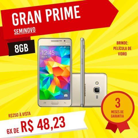 Samsung Gran Prime 8gb
