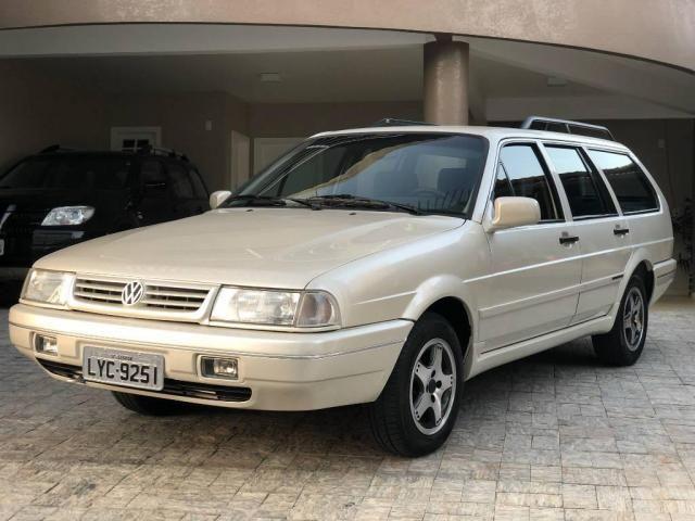 Volkswagen Santana QUANTUM 2000 MI EXCLUSIV - Foto 5