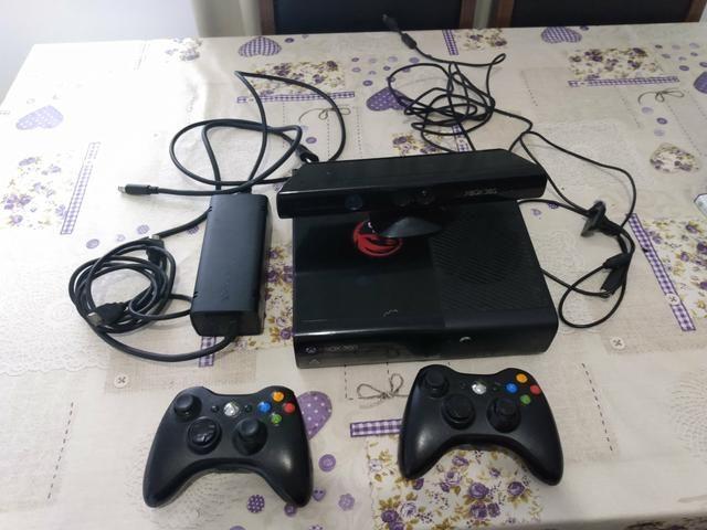 Xbox 360 + 12 jogos