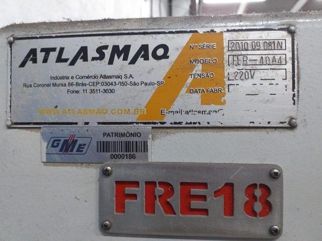 Fresadora Ferramenteira ISO 40 engrenada Atlas combinada Z - Foto 5