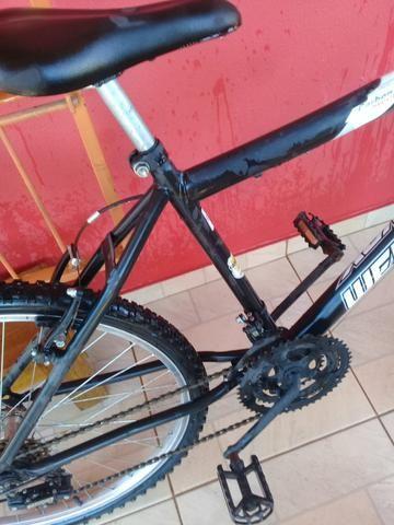 Bicicleta aro 18 - Foto 2