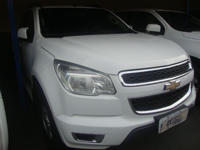 Gm - Chevrolet S10 LT 4x4 Aut 2014/14 Branca - Foto 3
