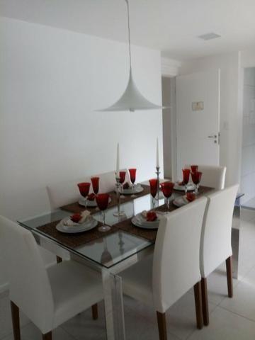 2 Quartos em Pernambués/Cabula - Apartamento com Suite e Varanda - A Partir de 215 mil - Foto 3