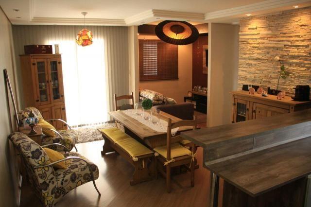 Apartamento com 2 dormitórios à venda, 72 m² por r$ 405.000 - vila helena - santo andré/sp