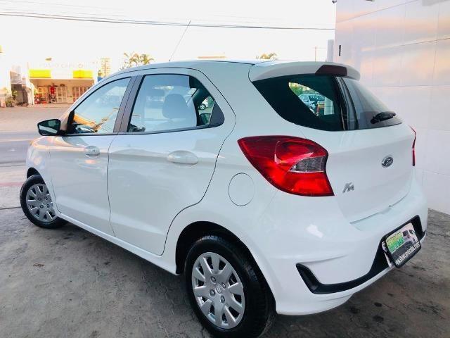 Ford Novo Ka Se 1.0 2019, revisado ford , garantia !!!!!! - Foto 6