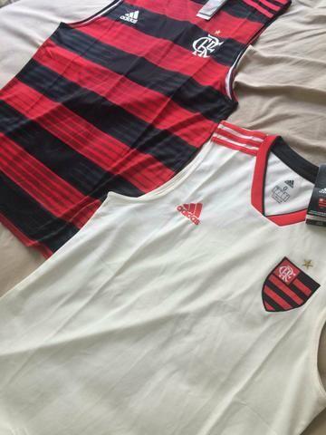 409cec6d35e46 Camisetas Regatas Flamengo - Roupas e calçados - Ipanema
