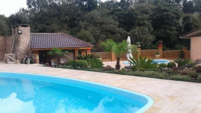 Piso piscina X Arenito X caxambu = Arenito Taquara Direto da Fábrica - Foto 2