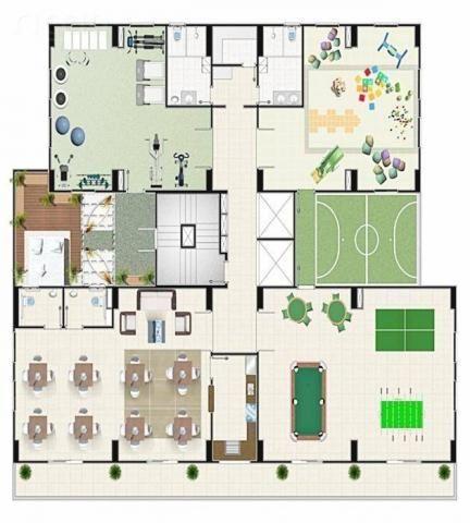 Apartamento com 2 dormitórios à venda, 67 m² por r$ 290.000,00 - parque industrial - são j - Foto 20