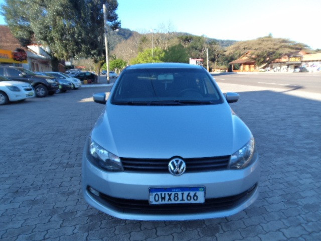 Volkswagen Novo Gol City 1.0 (Flex) 4p 2014 - Foto 3