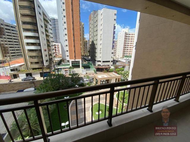 Apartamento à venda, 112 m² por R$ 1.090.000,00 - Meireles - Fortaleza/CE - Foto 18