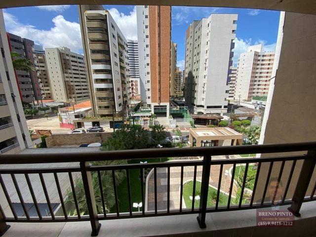 Apartamento à venda, 112 m² por R$ 1.090.000,00 - Meireles - Fortaleza/CE - Foto 16
