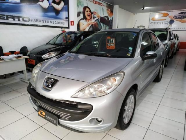Peugeot 207 2010 1.6 xs passion 16v flex 4p automÁtico