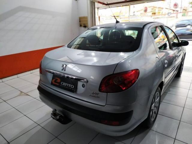 Peugeot 207 2010 1.6 xs passion 16v flex 4p automÁtico - Foto 2