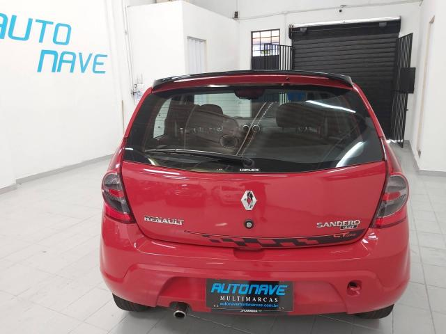 SANDERO 2011/2011 1.6 GT LINE LIMITED FLEX 4P MANUAL - Foto 3