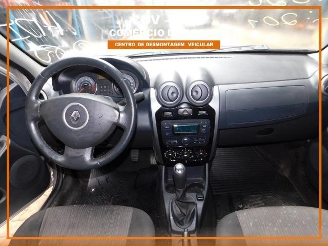 Sucata Renault Logan 1.6 106cv Flex 2013 (Somente Peças) - Foto 2