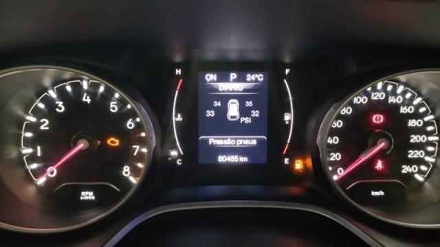 JEEP COMPASS 2.0 16V FLEX LONGITUDE AUTOMATICO. - Foto 8