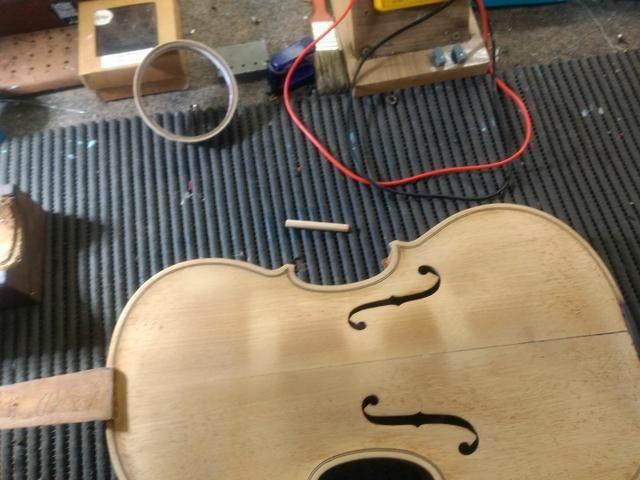 Luthier violino, violaocello e baixo  - Foto 2