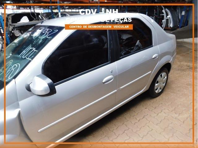 Sucata Renault Logan 1.6 106cv Flex 2013 (Somente Peças) - Foto 4
