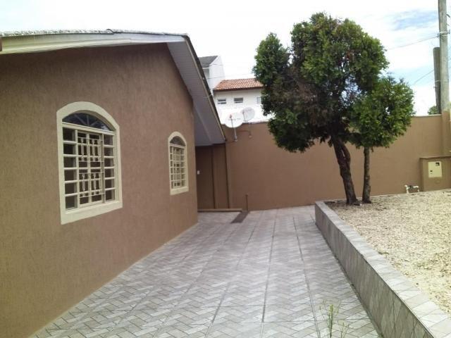 Casa com 4 dormitórios para alugar, 164 m² por R$ 1.900,00/mês - Cajuru - Curitiba/PR