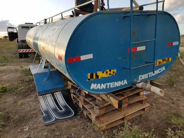 Tanque Pipa para caminhão 10.000 litros - Foto 2