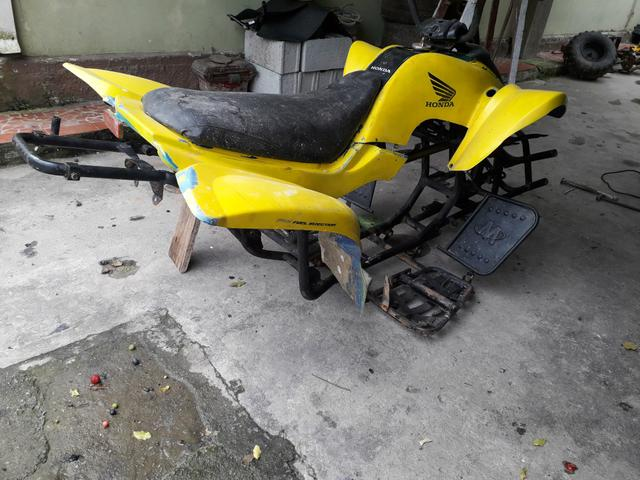 Chassis quadriciclo
