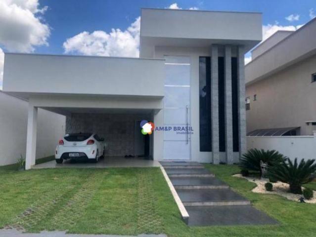 Sobrado com 3 dormitórios à venda, 220 m² por R$ 850.000,00 - Residencial Vale Verde - Sen