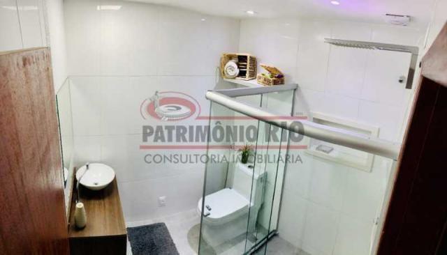 Casa de vila à venda com 3 dormitórios em Olaria, Rio de janeiro cod:PACV30037 - Foto 19