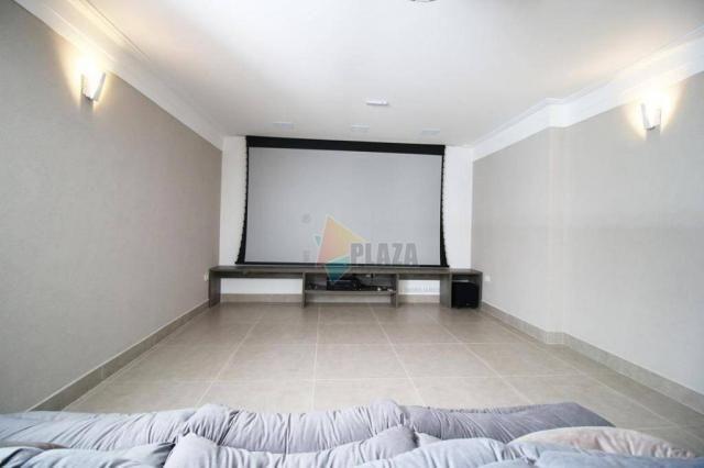 Apartamento com 2 dormitórios à venda, 83 m² por R$ 543.335,00 - Canto do Forte - Praia Gr - Foto 17
