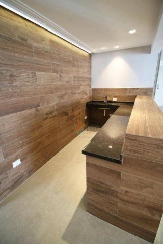 Apartamento com 2 dormitórios à venda, 83 m² por R$ 543.335,00 - Canto do Forte - Praia Gr - Foto 15