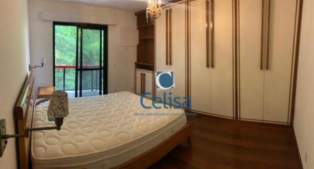 Apartamento com 4 dormitórios para alugar, 170 m² por R$ 5.000/mês - Tijuca - Rio de Janei - Foto 7