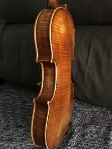 Violino Autor Antoninilton 2012 - Foto 5