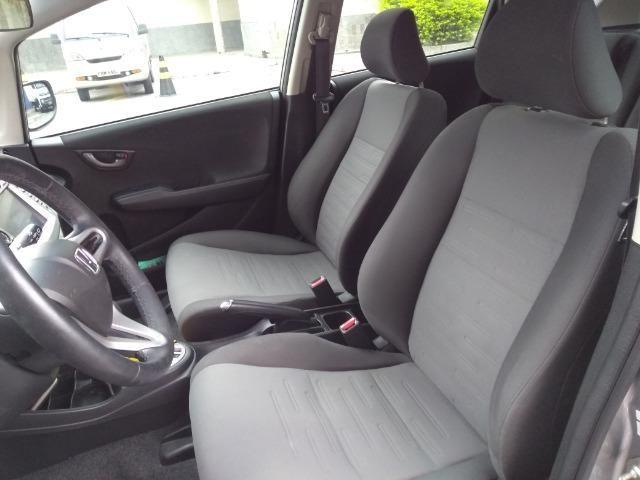 Honda FIT automático 1.4 Flex 2014 Kit multimídia TV digital - Ótimo Estado - Foto 10
