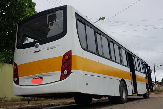 Vendo. Ônibus CAIO APACHE VIP 17.230 2012 2012 - Foto 3