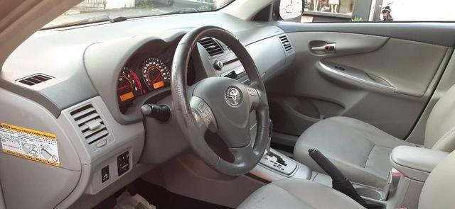 Corolla XEI 2.0, 2010/2011 - Foto 10