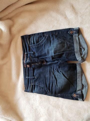Bermuda jeans makenji