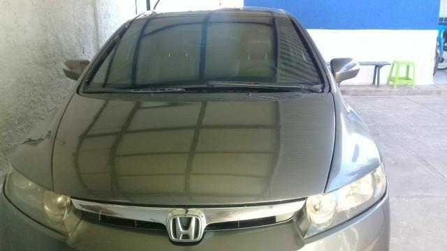 Vendo ou Troco Honda New Civic - Foto 3