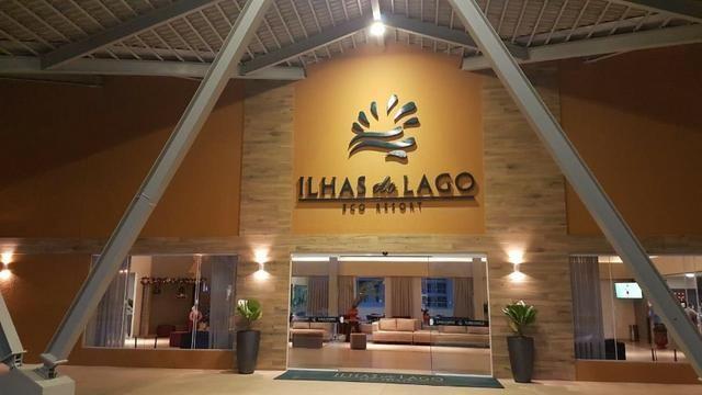 Aluguel Ilhas do Lago Eco Resort - Caldas Novas 1 semana