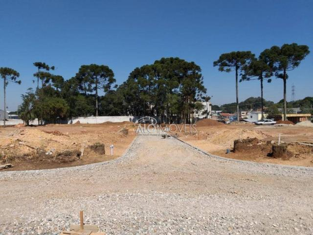 Terreno à venda, 157 m² por r$ 209.462,55 - pinheirinho - curitiba/pr - Foto 20